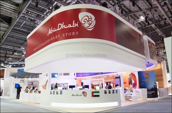 Abu Dhabi awarded 'Best Stand Design' at World Travel Market London