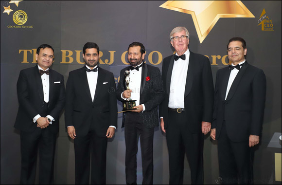 Dr. Raza Siddiqui Bags the Healthcare CEO of the Year Award at London Ceremony