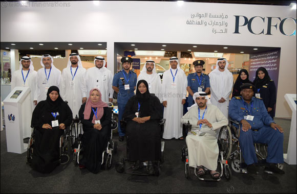 Dubai Customs participates in Accessabilities Expo 2017