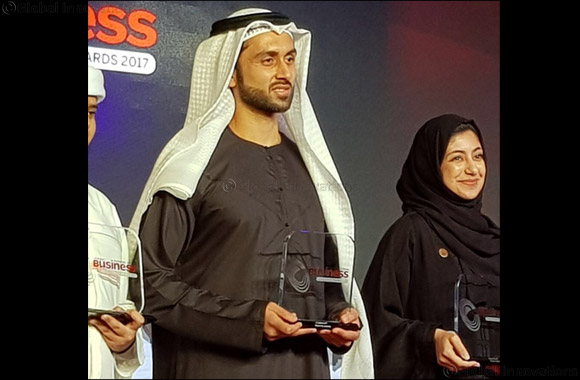 Ali Sajwani Recognised as Future Leader at Business Awards Honouring Region's Top Achievers
