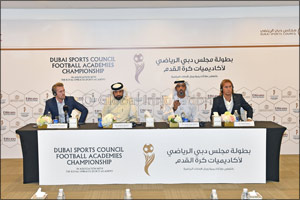 Dubai Sports Council Championship for Football Academies set for a �bigger and better� season two