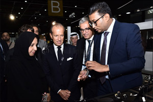 Dubai Shines as Global Industry Descends on Vod Dubai International Jewellery Show