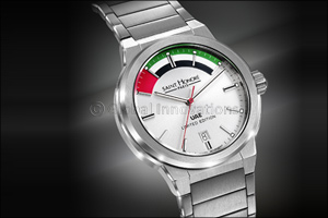 SAINT HONORE Celebrates the UAE's 46th National Day with a Limited Edition Haussman Quartz