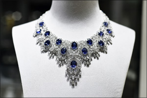 Successful Debut for VOD Dubai International Jewellery Show
