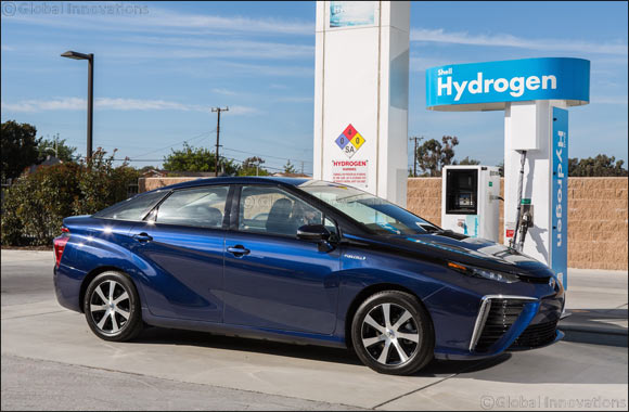 Hydrogen could contribute to 20% of CO2 emissions reduction targets by 2050