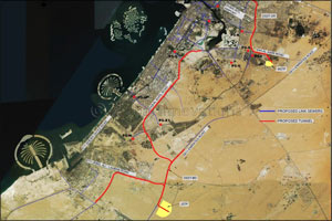 Dubai Municipality starts geotechnical investigation for Dubai Strategic Sewer Tunnel Project