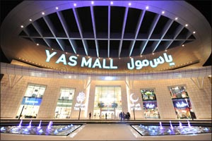 Yas Mall Races Ahead with Amazing Black & White Weekend Sale from 23-26 November