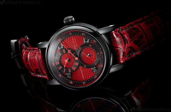 Passionate Support for Only Watch Charity - Chronoswiss Flying Regulator Red Passion Exceeds Estimate At Auction