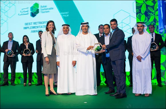 Dubai Tourism Announces Winners of Dubai Sustainable Tourism Awards 2017