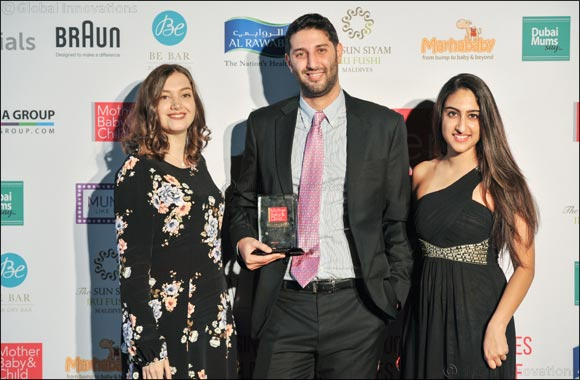 """Johnson's Baby Wipes Voted """"Baby Wipe Brand of the Year"""" by Parents in the UAE"""