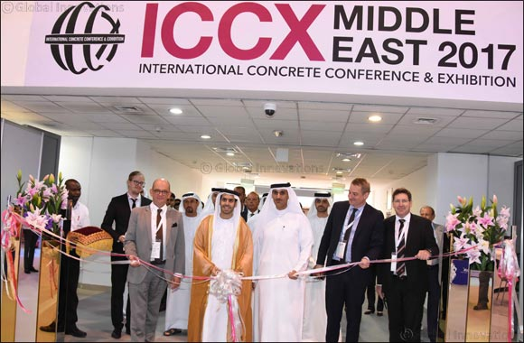 International concrete conference & exhibition makes debut in Sharjah