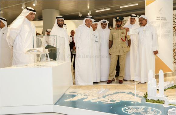 Khalaf Ahmad Al Habtoor Opens a Permanent Exhibition of his Life: Khalaf Ahmad Al Habtoor's Life Journey