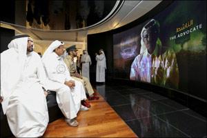Khalaf Ahmad Al Habtoor Opens a Permanent Exhibition of his Life: Khalaf Ahmad Al Habtoor's Life Jou ...
