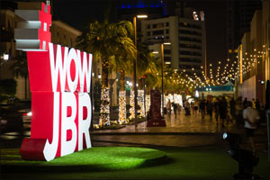 JBR to Celebrate UAE's Spirit of Union as Part of 46th National Day Activities