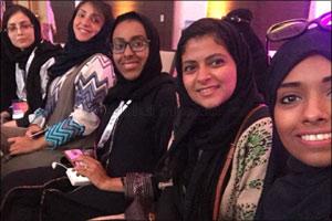 Dar Al- Hekma Team Bagged Fourth Prize in MENAISC 2017 HACKATHON
