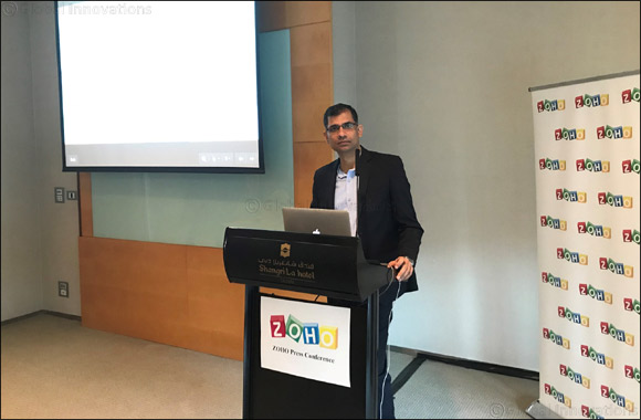 Zoho launches the region's most comprehensive VAT-ready Financial Suite