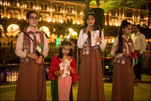Sharjah Girl Guides Share Spirit of the Union For National Day Celebrations