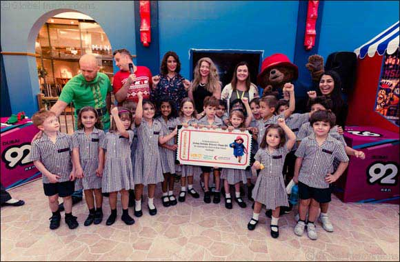 More Than 6,000 Bears Donated to Toys With Wings & Emirates Red Crescent for Novo Cinemas' 'Share a Bear' School Challenge