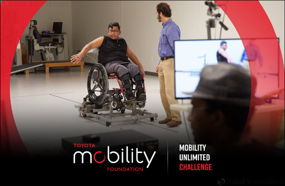 Four-million-dollar challenge to transform the world of people with lower-limb paralysis