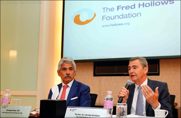 The Fred Hollows Foundation Aims to Reduce Blindness in Region With New Dubai Hub