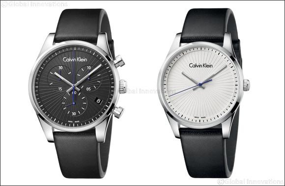 Calvin Klein Presents Steadfast Collection