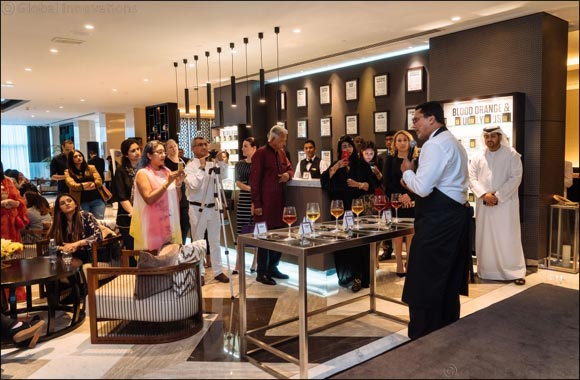 "The First ""Dilmah Silver Jubilee Gourmet"" in a Middle East Hotel Opens in Pullman Dubai Creek City Centre"
