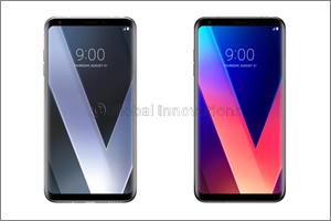Lg V30+ Launches in the Uae and Makes Its Way Into Customers' Pockets and Lives
