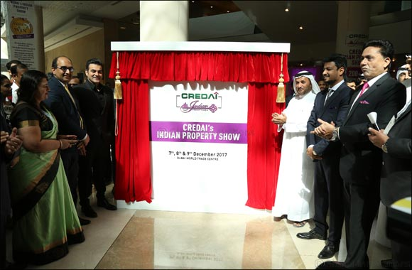 Over 200 developers across India participate in CREDAI's Indian Property Show