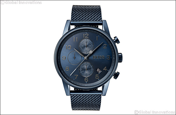 BOSS watches presents Navigator Collection