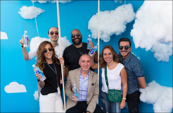 Coca-Cola launches smartwater in the UAE at SoleDXB