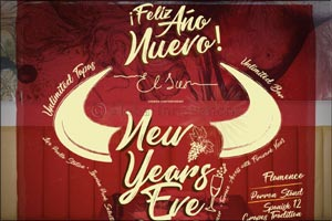El Sur - Christmas Eve, Christmas Day and New Year Offers
