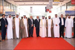 H.E. Sheikh Khalid Bin Abdullah Bin Sultan Al Qassimi inaugurates 3 specialized exhibitions at Expo  ...