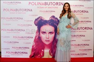 Dubai-based teen star Polina Butorina releases her debut album �Ocean of Emotions'