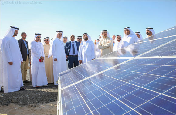 Al Rawdah Becomes the First Solar Powered Poultry Farm in the UAE