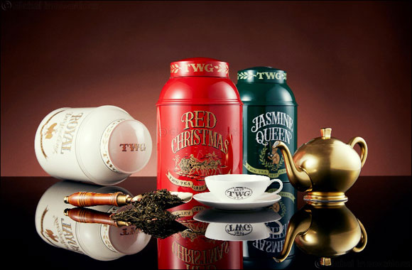 Joy of Christmas Feast with TWG Tea