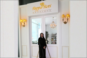 The First PappaRoti Boutique opens its doors for a luxurious  experience at Emirates Towers