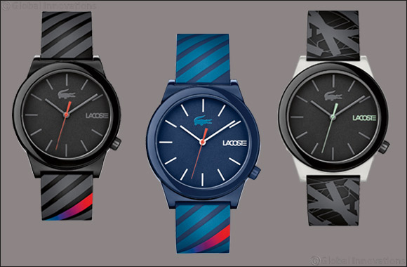 Lacoste Introduces Motion Collection