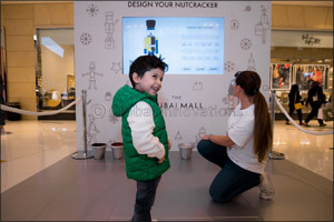 �Be There' at The Dubai Mall this festive season and join in the  Winter Celebrations, with a chance ...