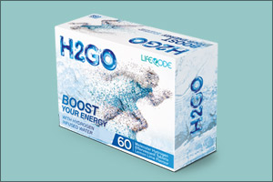 Pump Up Your Energy Level This December with H2GO