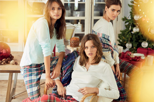 Sleigh your style with women'secret's festive collection