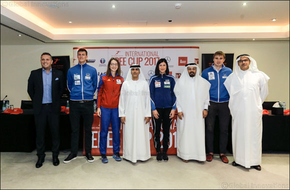 Stars Popescu, Novosjolov and Beljajeva headline International Epee Cup