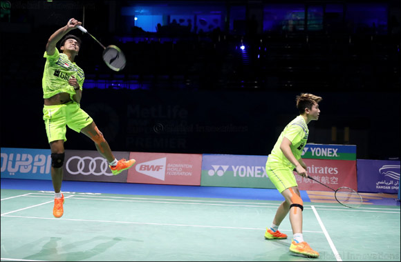 Srikanth Falls, Sindhu Shines on Day 2