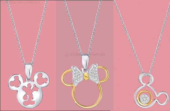 Pure Gold Jewellers Joins Forces with Disney to Launch Exclusive New Diamond Collection Inspired by Iconic Characters