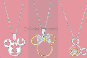 Pure Gold Jewellers Joins Forces with Disney to Launch Exclusive New Diamond Collection Inspired by  ...