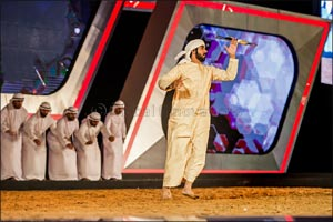 4 Emiratis sizzle in dazzling start to AED 1 million Fazza Championship for Youlah