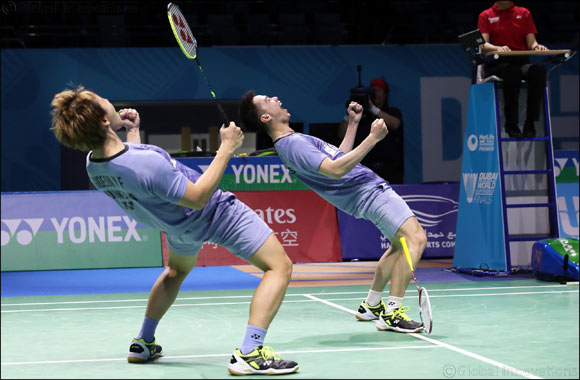 Finalists Decided in Dubai World Superseries Finals