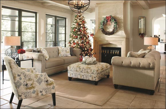 Add classy and timeless furniture and décor pieces to your home with United Furniture's festive collection