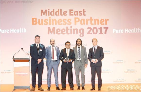 Pure Health awarded the Special Award by Siemens Healthineers Middle East