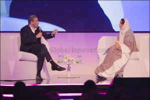 Travolta to his fans in Saudi Arabia :�Entertainment is an art that brings everyone together�