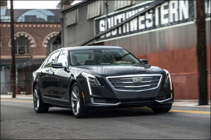 Liberty Automobiles Announces Grand Finale to 2017 with Cadillac End of Year Campaign